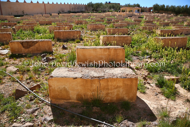 MA 742  Jewish Cemetery  Tazenakht, Morocco