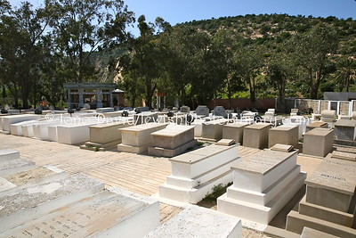 MA 135  Jewish Cemetery  Agadir, Morocco