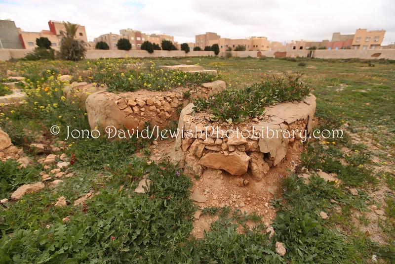 MA 393  Jewish Cemetery  Tiznit, Morocco