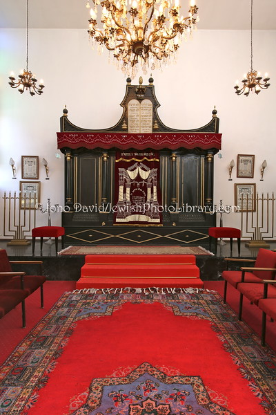 MA 10  Agadir Synagogue  Agadir, Morocco