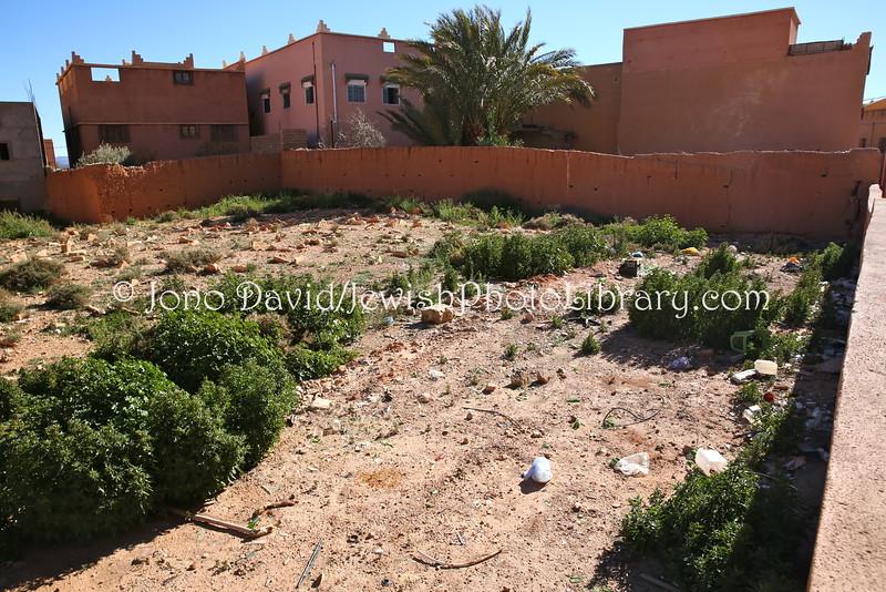 MA 912  Jewish Cemetery  Tinghir, Morocco