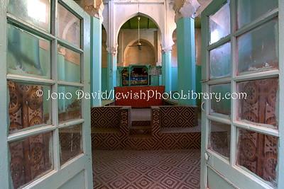 MA 1158  Synagogue  Er-Rachidia, Morocco