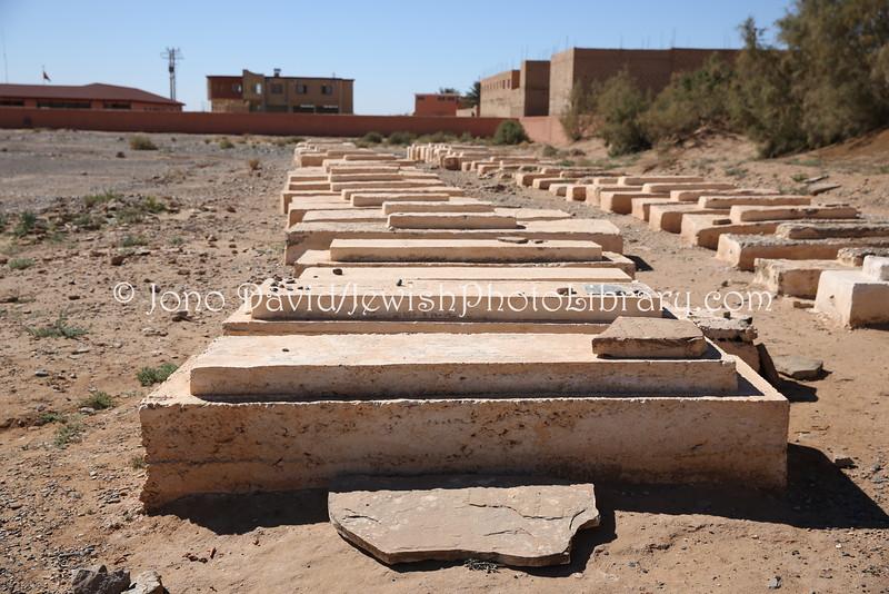MA 1191  Jewish Cemetery  Erfoud, Morocco