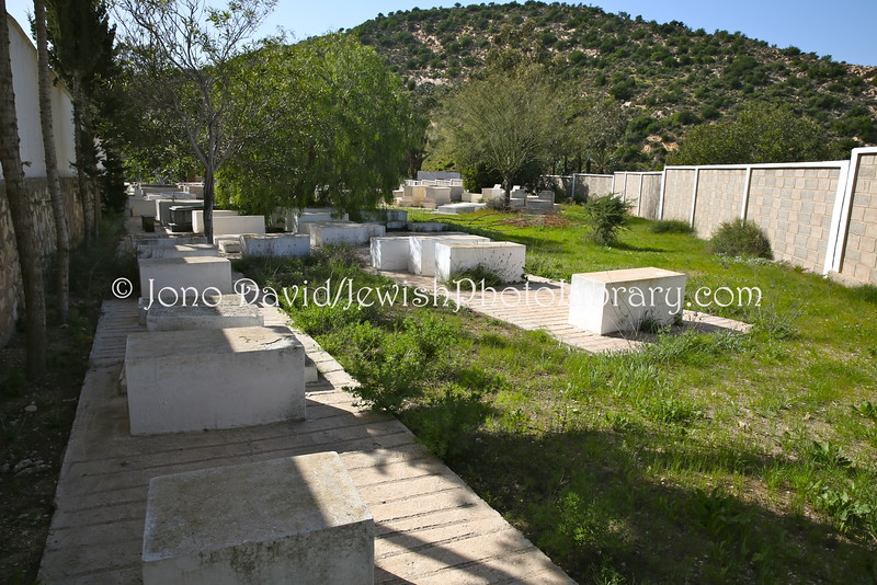 MA 165  Jewish Cemetery  Agadir, Morocco