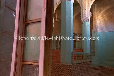 MA 1165  Synagogue  Er-Rachidia, Morocco