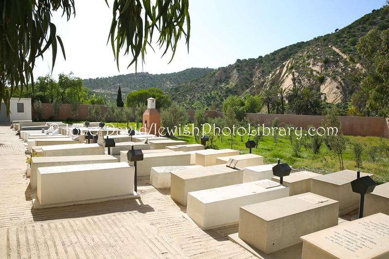 MA 229  Jewish Cemetery  Agadir, Morocco