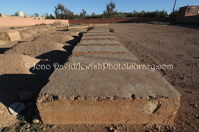 MA 1066  Jewish Cemetery, Er-Rachidia, Morocco
