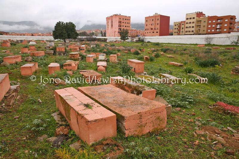 MA 1687  Jewish Cemetery, Beni Mellal, Morroco