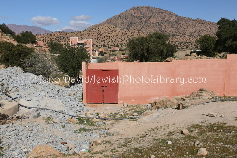 MA 311  Jewish Cemetery  Tahala, Morocco