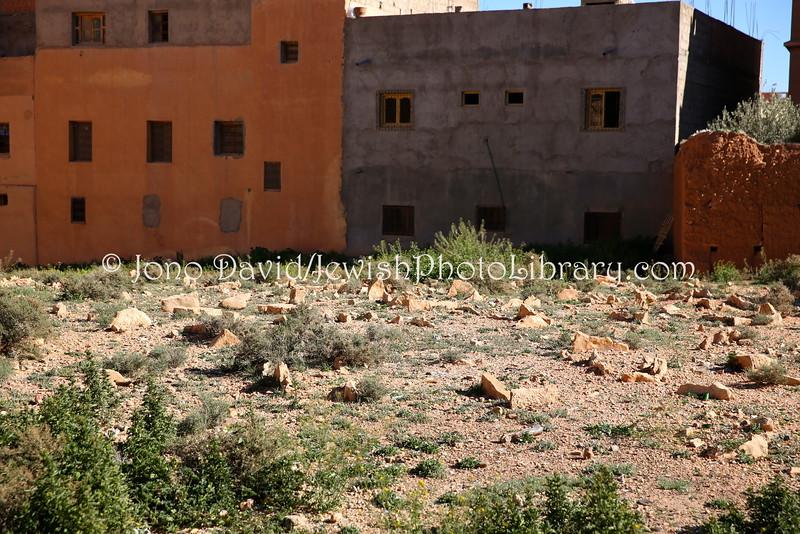 MA 898  Jewish Cemetery  Tinghir, Morocco
