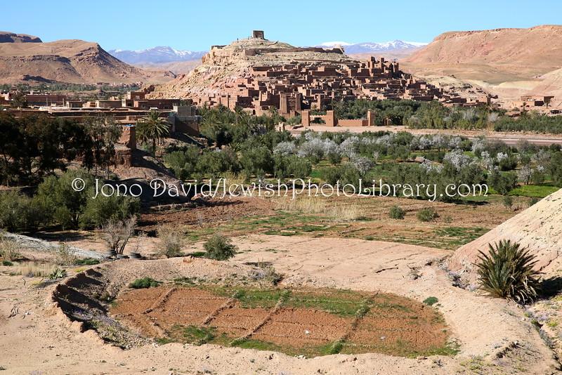 MA 788  Ksar Ait Ben Haddou (where Jews once lived)  Ait Ben Haddou, Morocco