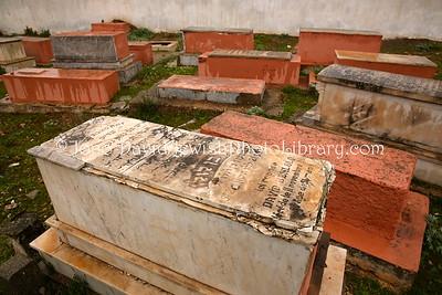 MA 1657  Jewish Cemetery, Beni Mellal, Morroco