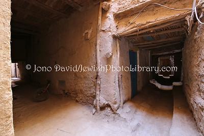 MA 1370  Mellah (Jewish Quarter)  Rissani, Morocco