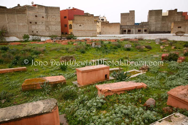 MA 1684  Jewish Cemetery, Beni Mellal, Morroco
