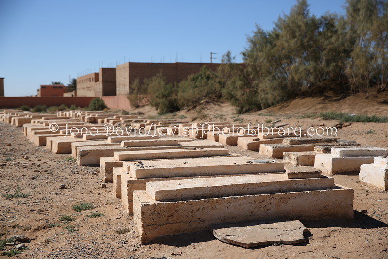 MA 1189  Jewish Cemetery  Erfoud, Morocco
