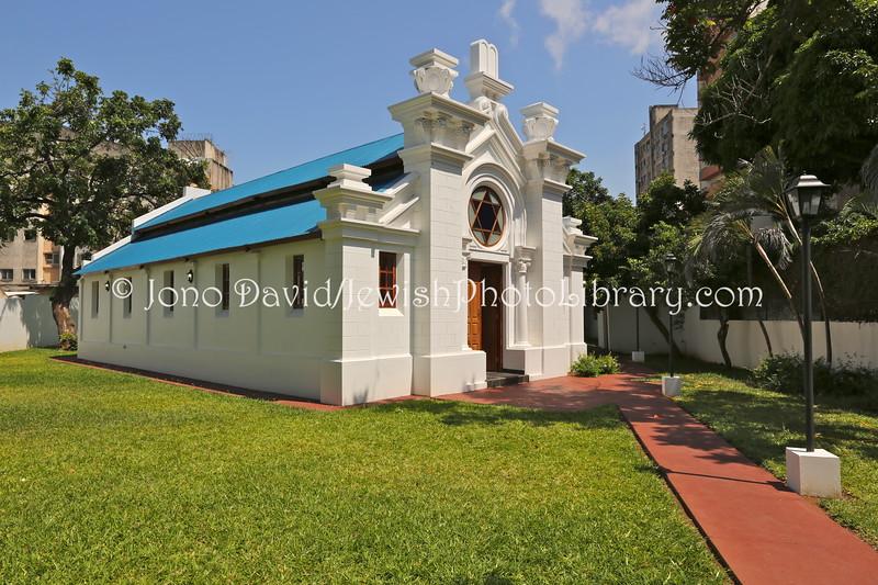MZ 16  Honem Dalim Synagogue  Maputo, Mozambique