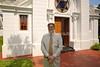 MZ 6  Larry Herman, Treasurer and lay reader  Maputo, Mozambique