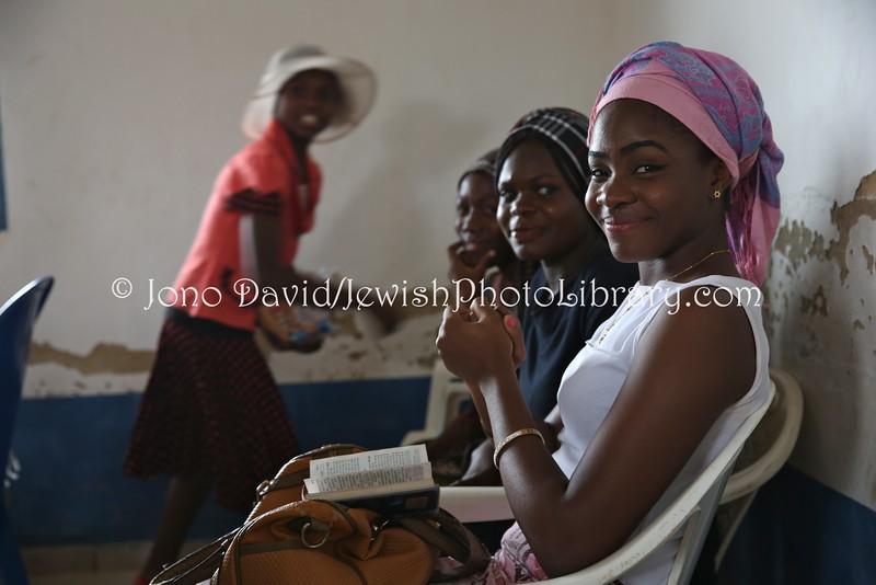 NG 106  Post-Shabbat, Ghihon Hebrews' Synagogue  Jikwoyi, Abuja, Nigeria