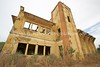 SN 37  Ruins of WWII French Vichy forced labor internment camp (unconfirmed, building 1)  Sebikotane (Dakar), Senegal