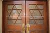 ZA 7012  Doornfontein Synagogue, aka the Lions Shul  Johannesburg, South Africa