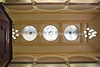 ZA 7104  Ceiling, Doornfontein Synagogue, aka the Lions Shul  Johannesburg, South Africa