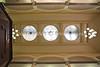 ZA 7104  Ceiling, Doornfontein Synagogue, aka the Lions Shul  Johannesburg, South Africa