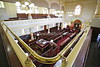 ZA 7035  Doornfontein Synagogue, aka the Lions Shul  Johannesburg, South Africa