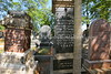 ZA 16201  Old Jewish Cemetery, aka Kimberley Pioneer Cemetery  Kimberley, South Africa