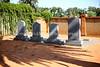 ZA 16012  New Jewish Cemetery, Kimberley West End (aka Green Street) Cemetery  Kimberley, South Africa