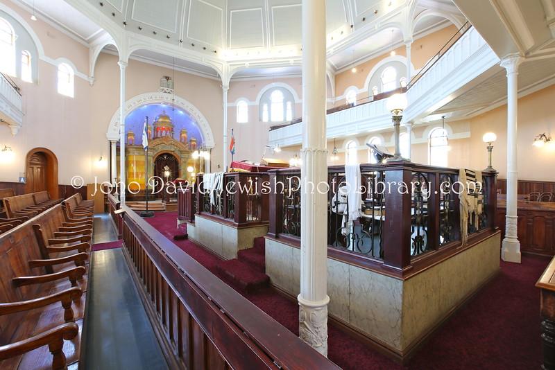 ZA 15733  Memorial Road Synagogue  Kimberley, South Africa