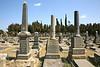 ZA 18550  Jewish cemetery  Pietersburg (Polokwane), South Africa