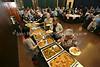 ZA 18931  Dinner, Limmud Durban 2014  Durban, South Africa