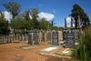 ZA 20090  Jewish Cemetery  Middelburg, South Africa
