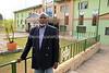SZ 133  Geoffrey Menachem Ramokgadi, CEO Kobe-Ramokgadi Advanced Learning Academy, and president Swaziland Jewish Community  Goje Township, Kingdom of Swaziland