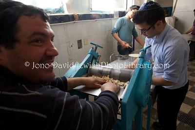 TN 746  Institutions Or Torah Djerba Matzoh Bakery  Hara Kebira, Djerba, Tunisia
