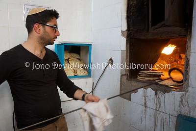 TN 835  Institutions Or Torah Djerba Matzoh Bakery  Hara Kebira, Djerba, Tunisia