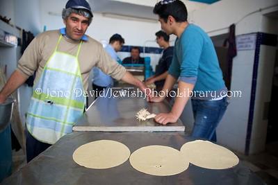 TN 828  Institutions Or Torah Djerba Matzoh Bakery  Hara Kebira, Djerba, Tunisia