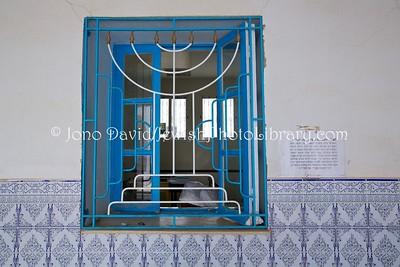 TN 982  Rabbi Shalom Jewish School  Hara Kebira, Djerba, Tunisia