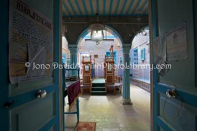 TN 1012  Synagogue Parenti  Hara Kebira, Djerba, Tunisia