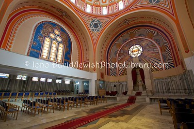 TN 456  Great (Grand) Synagogue  Tunis, Tunisia
