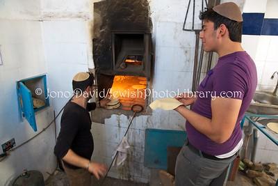TN 847  Institutions Or Torah Djerba Matzoh Bakery  Hara Kebira, Djerba, Tunisia