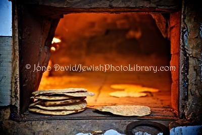 TN 836  Institutions Or Torah Djerba Matzoh Bakery  Hara Kebira, Djerba, Tunisia