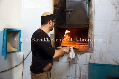 TN 723  Institutions Or Torah Djerba Matzoh Bakery  Hara Kebira, Djerba, Tunisia