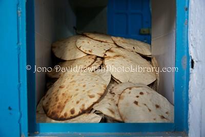 TN 860  Institutions Or Torah Djerba Matzoh Bakery  Hara Kebira, Djerba, Tunisia