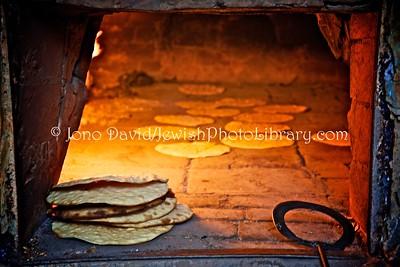 TN 856  Institutions Or Torah Djerba Matzoh Bakery  Hara Kebira, Djerba, Tunisia