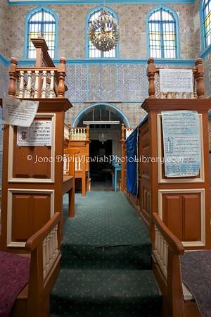 TN 1006  Synagogue Parenti  Hara Kebira, Djerba, Tunisia