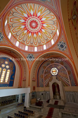 TN 483  Great (Grand) Synagogue  Tunis, Tunisia