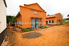 ZM 5  Former school (L) and social hall (R)  Livingstone, Zambia
