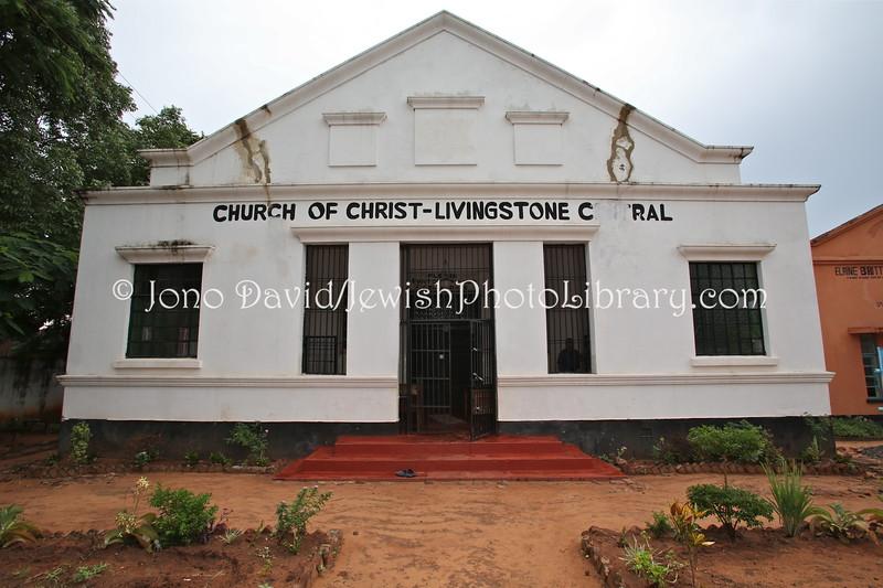 ZM 1  Synagogue  Livingstone, Zambia