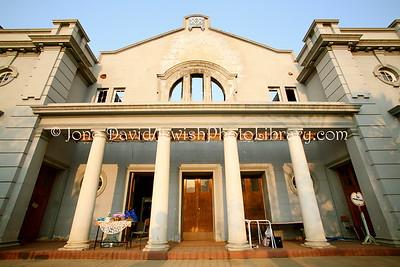 Bulawayo Hebrew Congregation, old synagogue  BULAWAYO, Zimbabwe